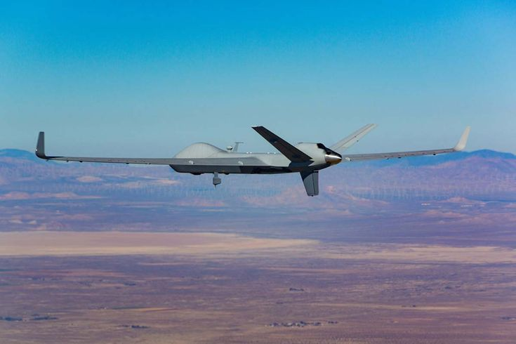 The Trump administration has approved the $2 billion sale of General Atomics naval surveillance drones to India in another sign of the growing military-to-military cooperation...
