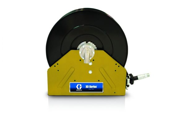 XD40 Graco hose reel for oil with 3/4'' x 23 meter. 1500 PSI.