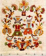 embroidery from skyros greek folk art - Google Search