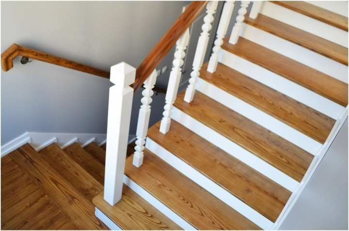 76 Beautiful Photos Of Carpet Stair Treads Home Depot Carpet   Prefinished Stair Treads Home Depot   Stair Parts   Natural Maple   Risers   White Oak Stair   Unfinished Maple