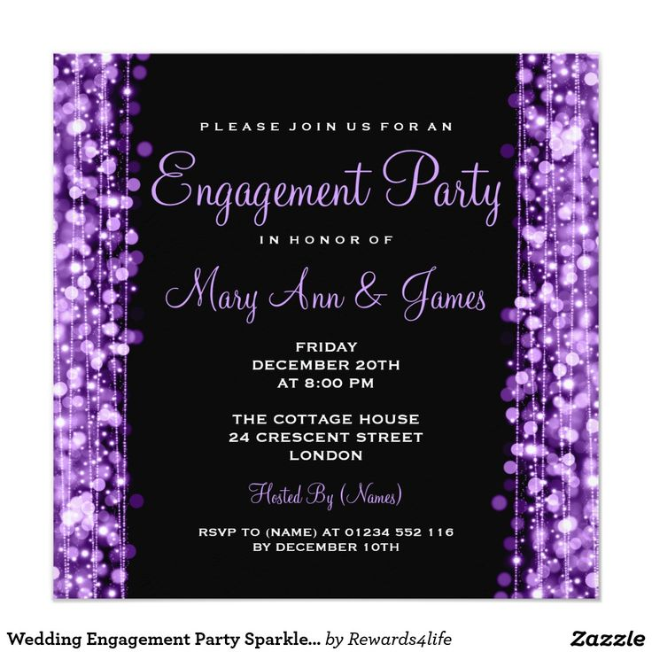 799 best WEDDING: ENGAGEMENT PARTY Invitations images on Pinterest ...