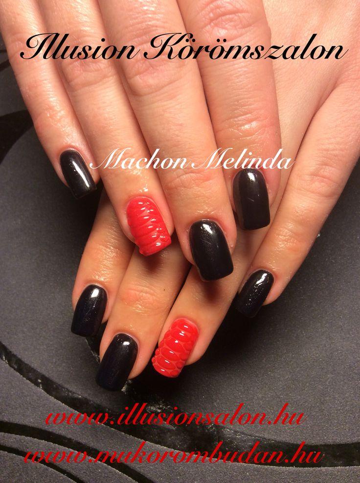 Vamp nails