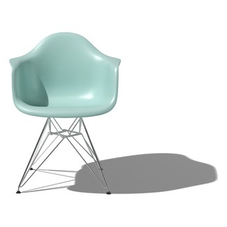 want in this color.: Eames Style, Color, Aqua Chair