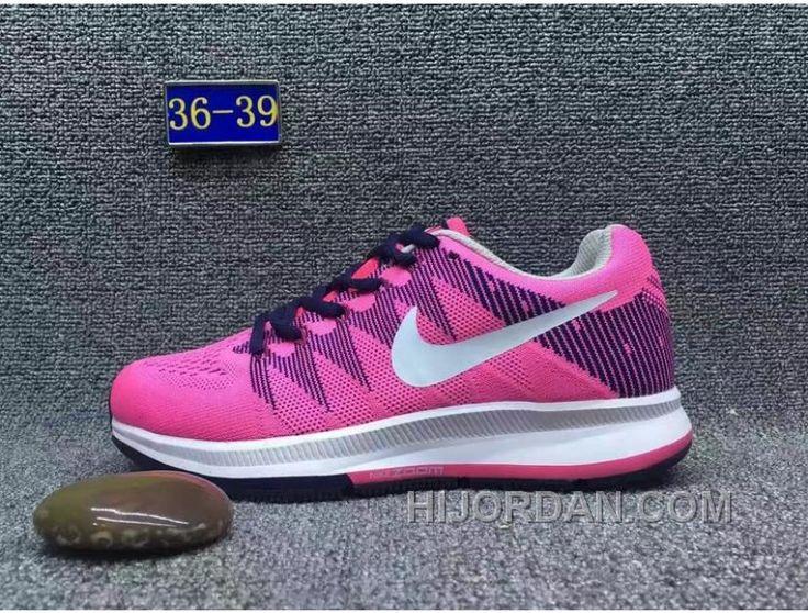Nike Zoom Pegasus 34.5 Women Pink Black Best F76hz