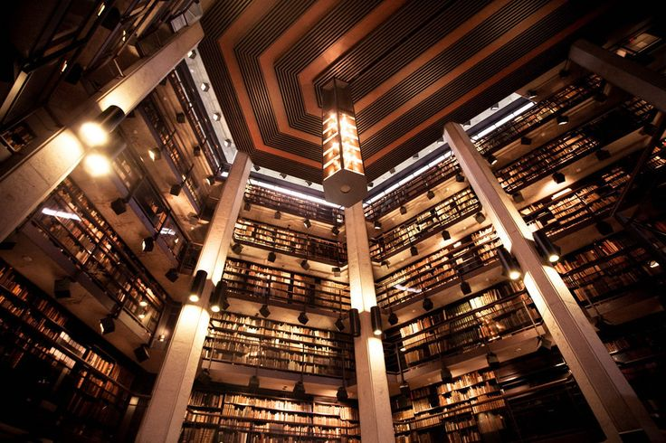 Thomas Fisher Rare Book Library, Toronto | 19 Totally Magical Libraries To Visit Before You Die