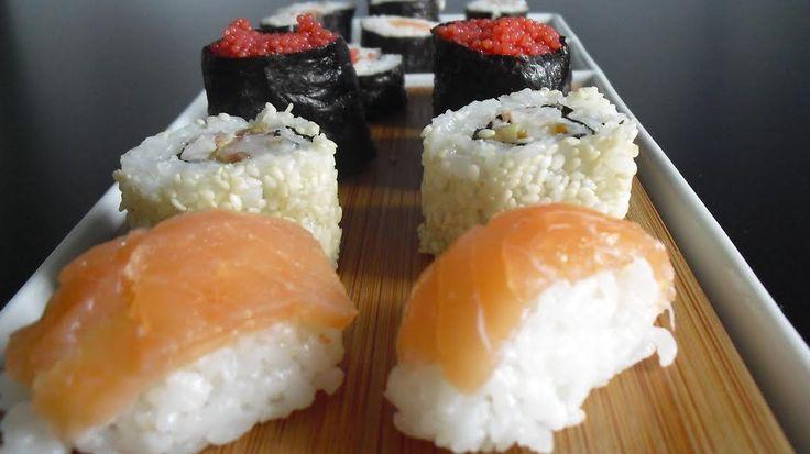 Preparazione sushi: che riso usare e come prepararlo (riso gohan ricetta) - http://www.chizzocute.it/preparazione-sushi-riso-usare-come-riso-gohan-ricetta/