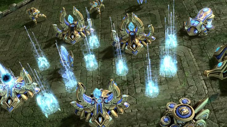 A Game of StarCraft, 'Game of Thrones' Opening Credits Recreated in 'StarCraft II'