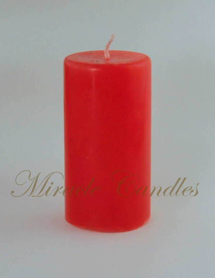 "Травяные свечи без аромата | ""Любовь"" (Candle ""Love"")"