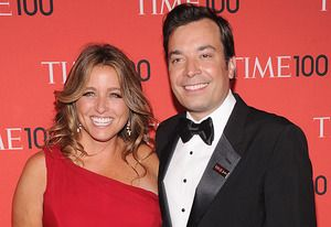 VIDEO: Jimmy Fallon and Nancy Juvonen Fallon Used a Surrogate