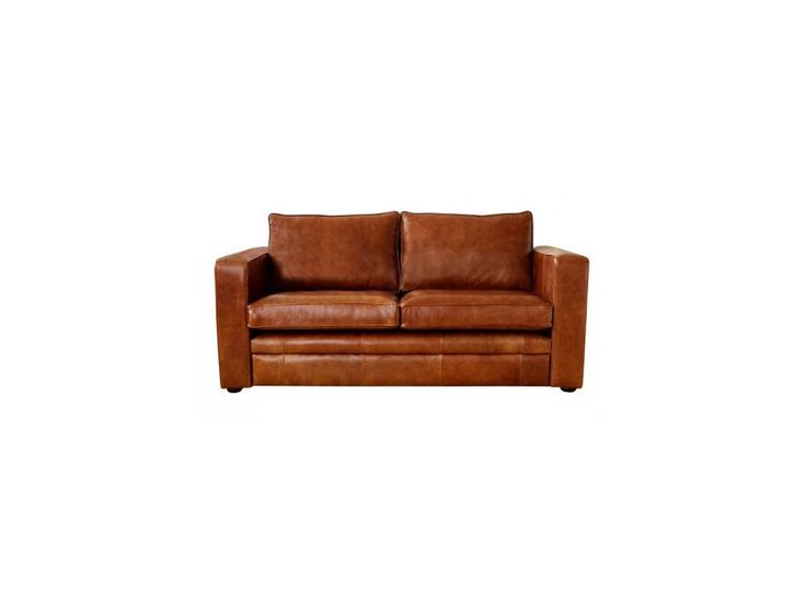 Small Leather Sofa Bed Range. One Of Our Smallest Sofa Beds.