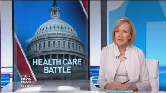 PBS NewsHour is LIVE: Judy Woodruff is with Republican Senator Roy Blunt of Missouri to talk about the Senate health care bill.WATCH LIVE: Judy Woodru #news #alternativenews