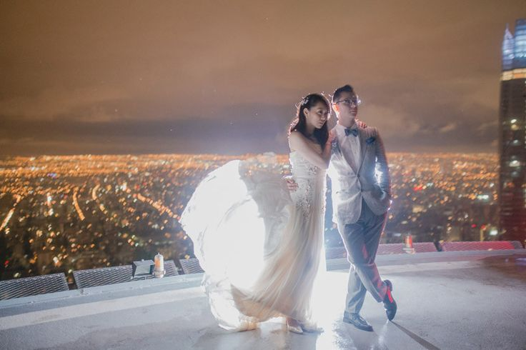 La espectacular boda de Sue Wang   All You Need Is Love