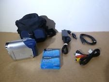 CANON ZR800 MiniDV Camcorder  Video Playback and Transfer
