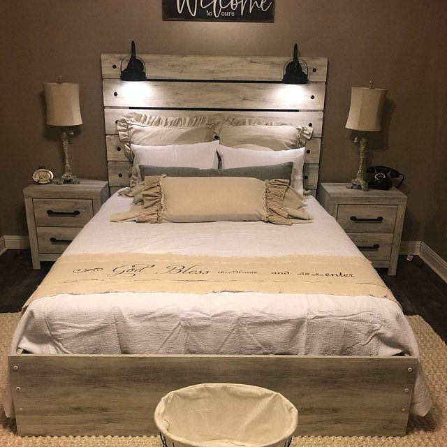 Custom Table Runner Or Dresser Runner Multi Ruffle Ivory Linen Cotton Canvas Lace Handmade French In 2020 Bedroom Headboard Bed Decor Custom Farmhouse Table