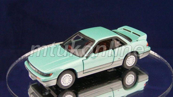 TOMICA TL 92 | NISSAN SILVIA S13 1988 | 1/59 | GREEN | ST 2008 BOX | LAST ONE