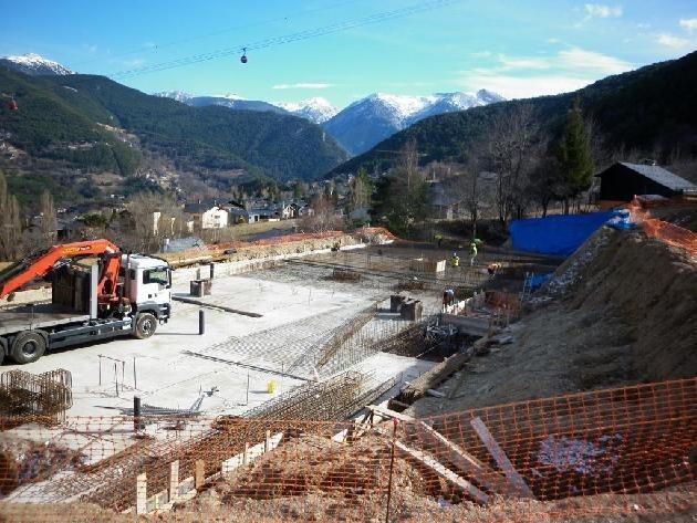 Decaedre - Escàs, La Massana (Andorra)