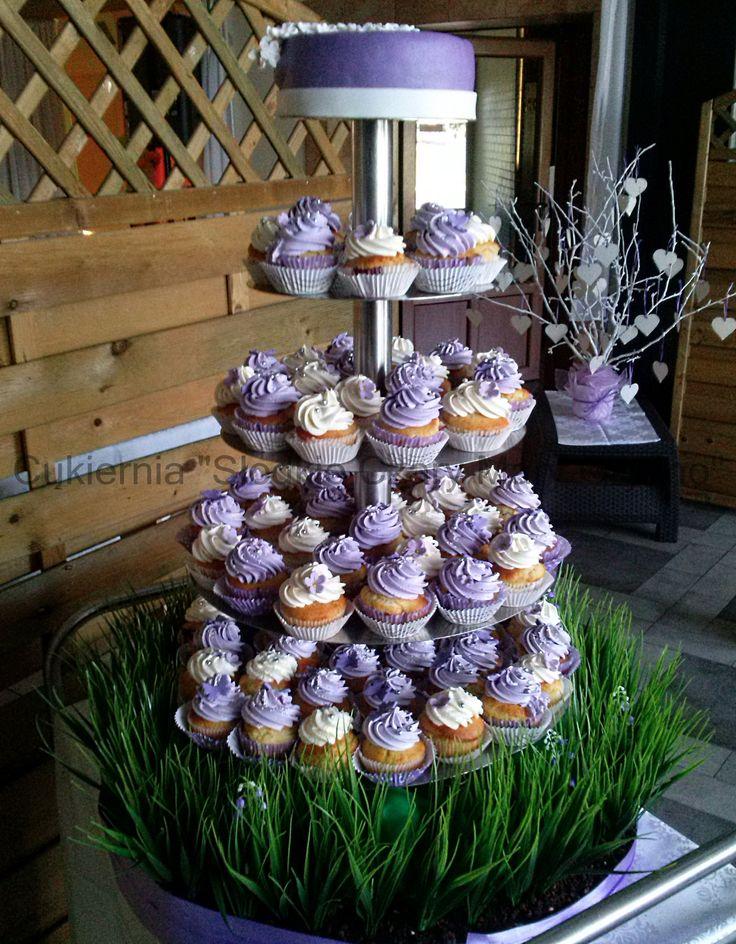 Tort babeczkowy