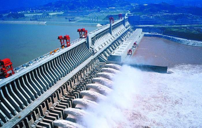 A maior barragem do mundo está afetando a rotação da Terra