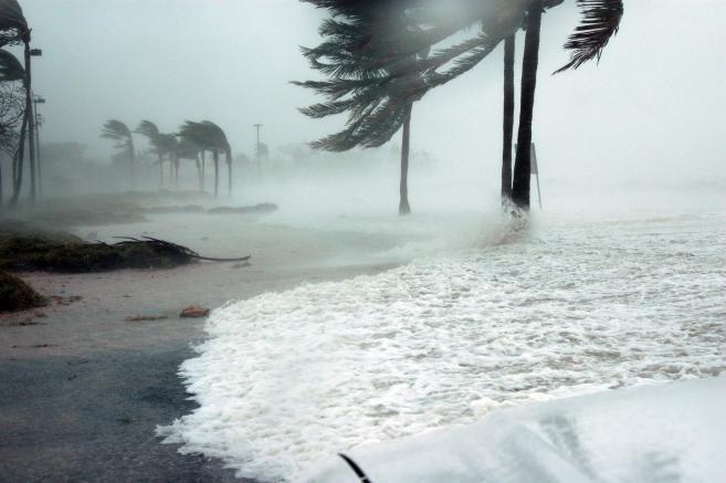 hurricane winds - Photo via Good Free Photos