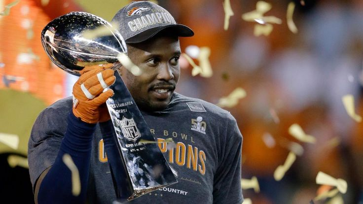 Broncos linebacker Von Miller earns Super Bowl MVP honors | abc7.com