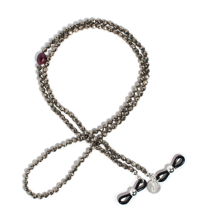 Grannycord Ruby from our third collection - www.grannycords.com.