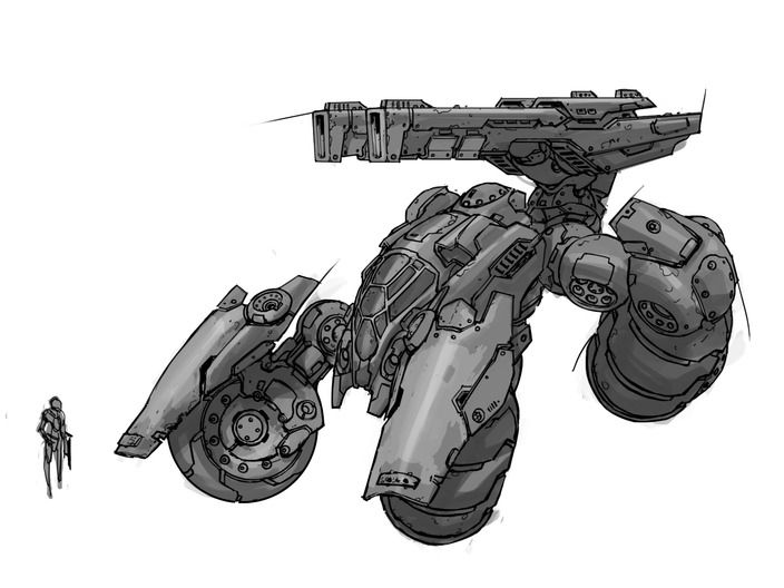 Roller Tank by koryface ✤ || CHARACTER DESIGN REFERENCES | キャラクターデザイン | • Find more at https://www.facebook.com/CharacterDesignReferences & http://www.pinterest.com/characterdesigh and learn how to draw: concept art, bandes dessinées, dessin animé, çizgi film #animation #banda #desenhada #toons #manga #BD #historieta #anime #cartoni #animati #comics #cartoon from the art of Disney, Pixar, Studio Ghibli and more || ✤