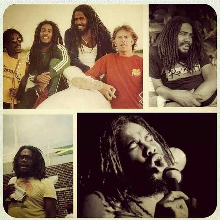 Jacob KILLER Miller Collage - Bob Marley - Jr Marvin - Chris Blackwell - Bring Back Jamaica