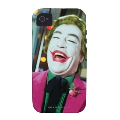 Joker - Laughing 3 Case For The iPhone 4