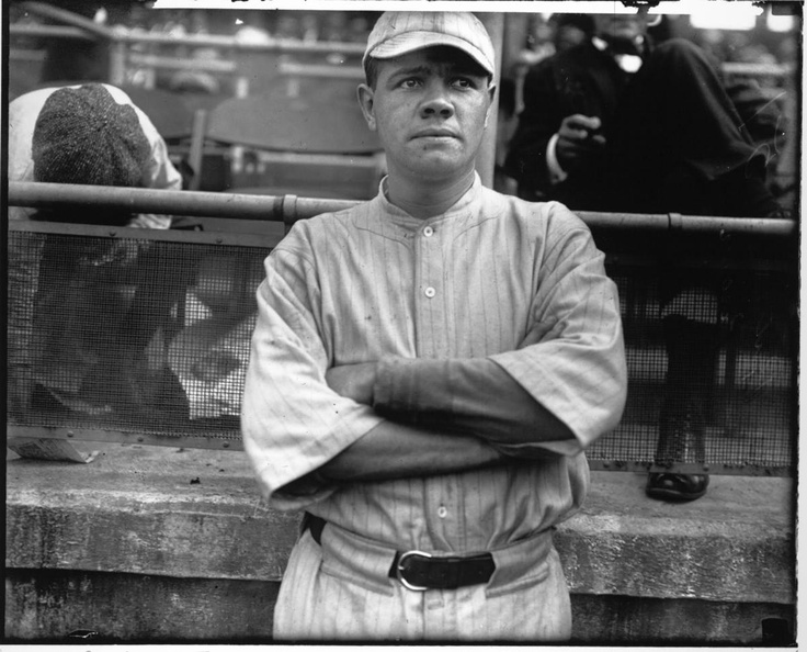 the life and career of george herman jr George herman babe ruth jr was an american professional baseball player   ruth, in his autobiography, stated only that he worked out for dunn for a.