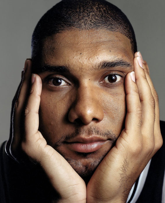 Tim Duncan. Here's me sounding off: why on earth do so many think this man is boring? First of all, he is a psychology major so I know this man is super intelligent. His inner workings, I'm sure would amaze many since he is grossly underestimated. Just because a guy, such as Tim, seems real mellow and keeps to himself/minds his own business does not mean he is boring. Love you, Tim!