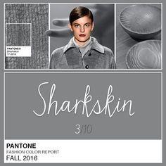 A world of Pantone Sharkskin: Exclusive modern luxury inspiration #sharksin #pantone #luxurydesign