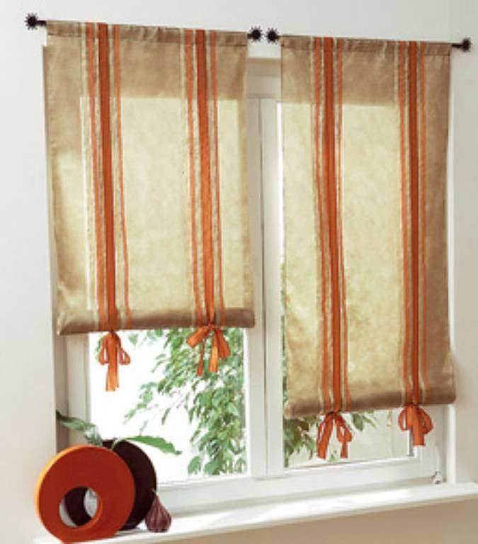 Las 25 mejores ideas sobre cortinas rusticas en pinterest for Cortinas de tela para cocina
