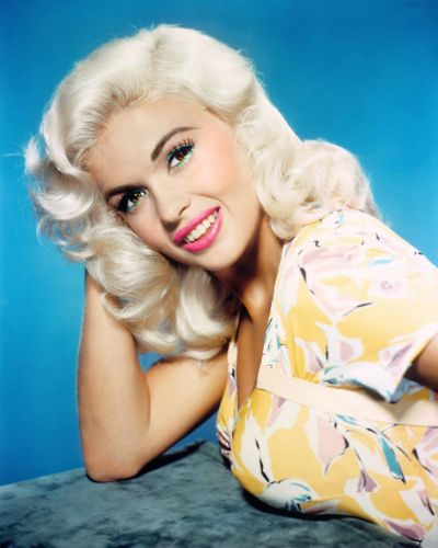 Jayne Mansfield: A 1950's contemporary hired and groomed to compete with Marilyn Monroe. Jaynes Life was cut short in the mid 1960's due to car accident. Contrary to popular belief she was NOT decapitated. Lurid headlines kept that rumor going for years + sold millions of magazines and papers. There are accident photos that prove this did not happen. Jayne deserved better than what she got. MH