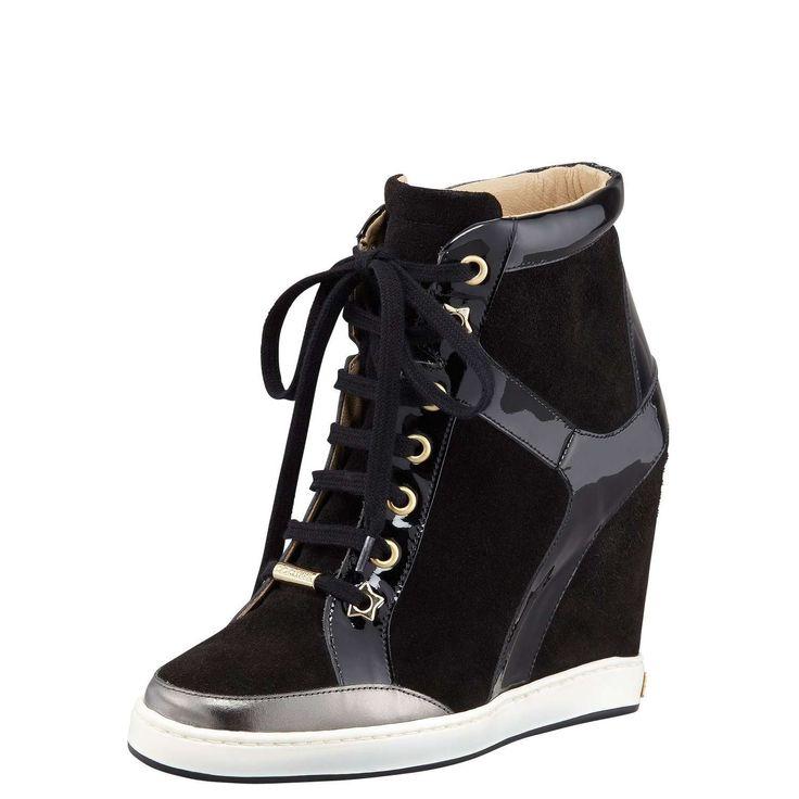 Trends For > Wedge Heels Sneakers