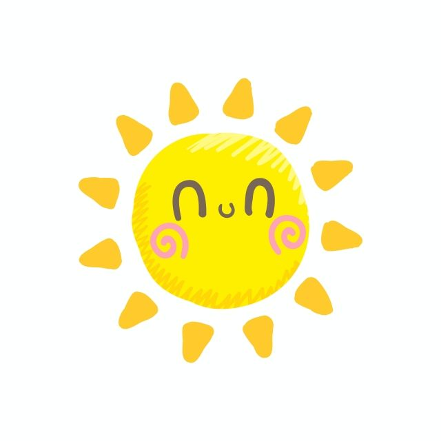 Cute Smile Sun Vector Sunshine Clipart Sun Cute Png And Vector With Transparent Background For Free Download Cartoon Sun Free Clip Art Smile Illustration