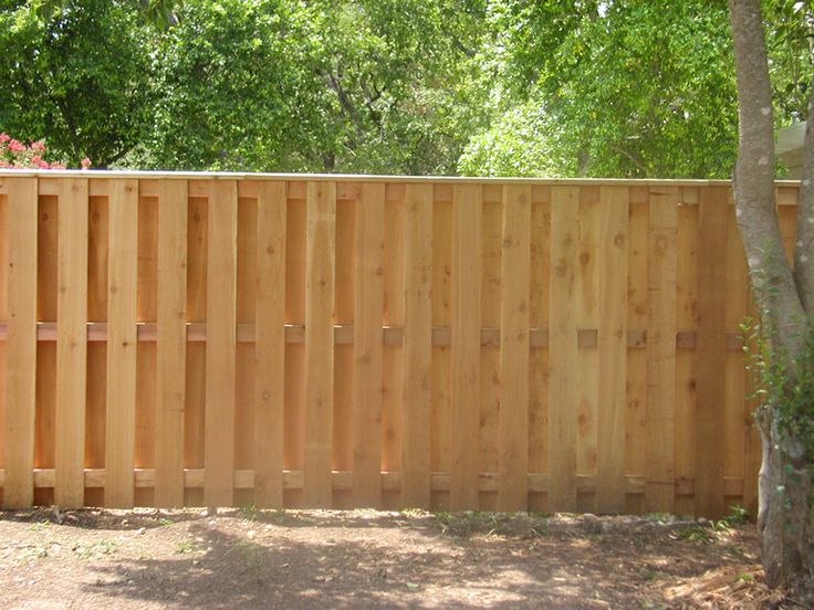 25 best ideas about wood fence installation on pinterest for Wood privacy fence ideas