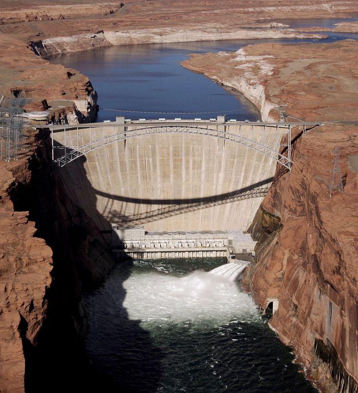 The World's 20 Most Amazing Dams (PHOTOS) | Steel, Travel ...