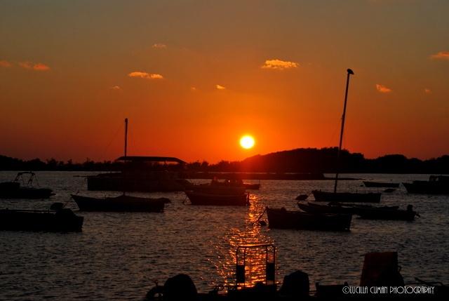 Sun set in Porto Cesareo. Puglua. Italy  https://www.facebook.com/LucillaCumanPhotography