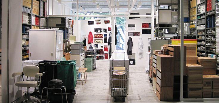 GOOD DESIGN SHOP COMME des GARÇONS  D&DEPARTMENT PROJECT - 店舗情報 - D&DEPARTMENT