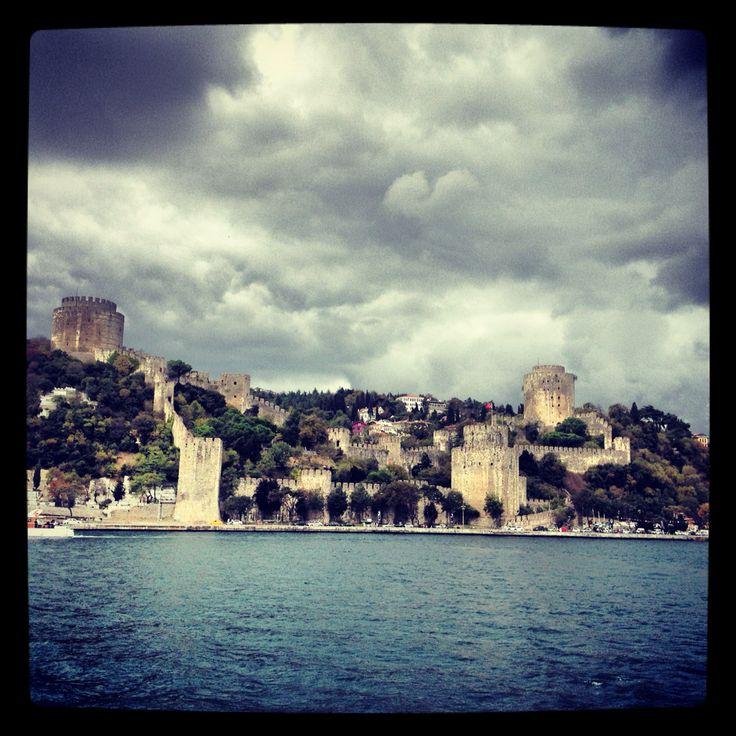 Крепость. Стамбул