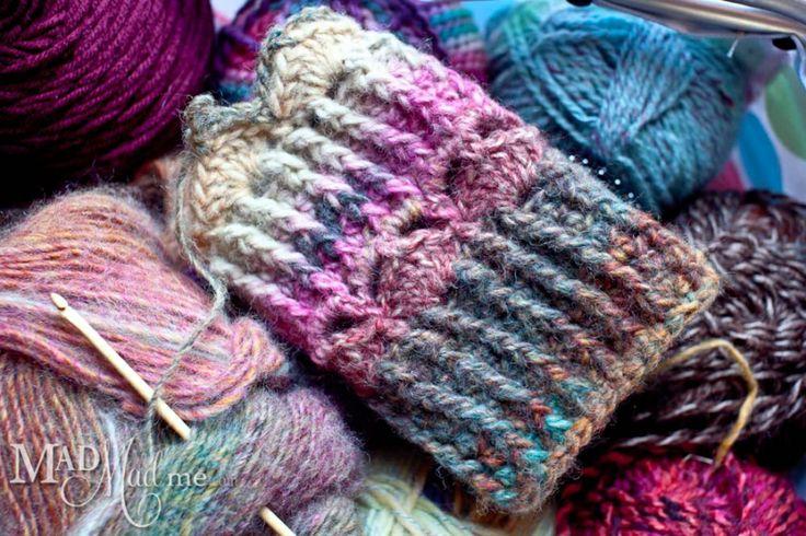 Love these fingerless gloves for textingFingerless Gloves, Crochet Stuff, Mad Mad, Crochet Crazy, Real Pattern