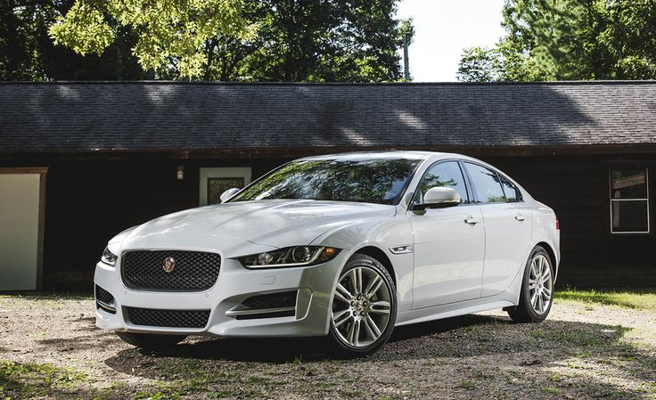 Jaguar XE Diesel Tested: 40-Plus MPG, But Heavy and Not So Quick    Ever since BMW lost its laser focus on driving-dynamics superiority when it launched its 2012 (F30) 3-series redesign, we've been searching for a suitably satisfying replacement as our favorite all-   http://feedproxy.google.com/~r/caranddriver/blog/~3/UI5QpSUF4RE/2017-jaguar-xe-20d-awd-tested-review