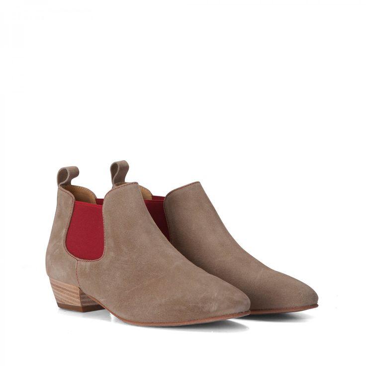 Chaussures FEMME BEIGE CR MITIS - AIGLE