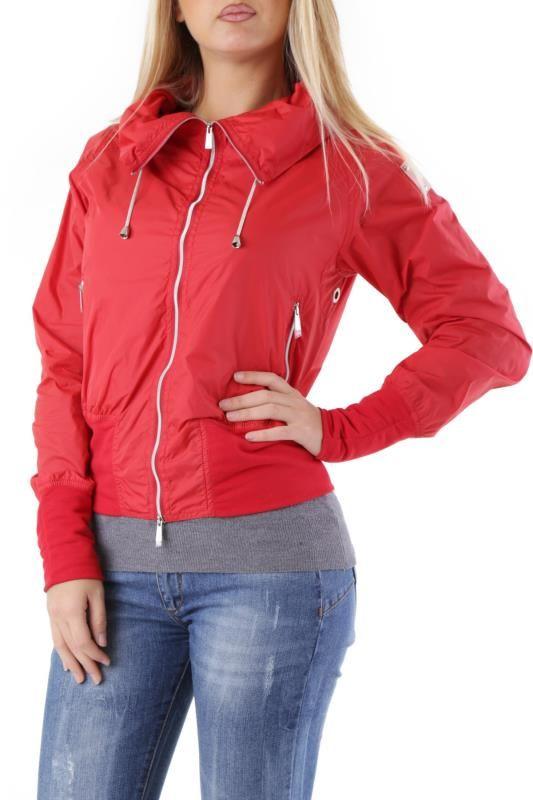Giubbotto Donna Husky (VI-HSK0096) colore Rosso