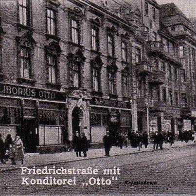 Kryształowa - Katowice