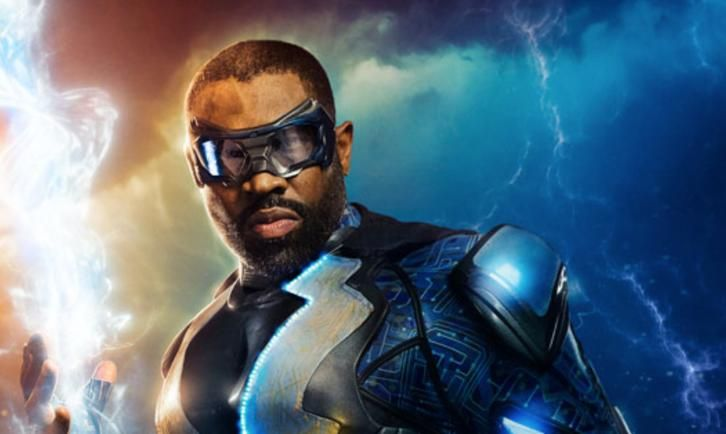 Black Lightning - First Look at The CW's Newest Superhero in Pilot Photo