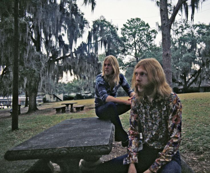 The Allman Brothers Band / Duane and Greg Allman