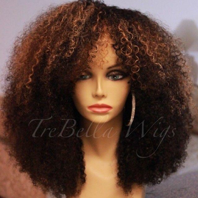 Bella wigs