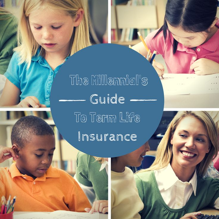 The Millennial's Intro Guide to Term Life Insurance
