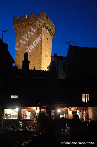 La Torre Collacchioni a #capalbiocinema #piratiacapalbio #capalbio